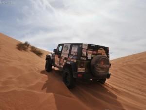 Rallye des Gazelles - Etape 6