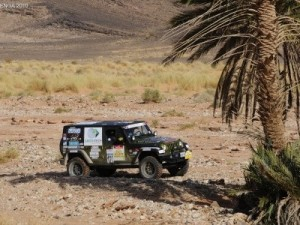 Rallye des Gazelles 2010 - Etape 1