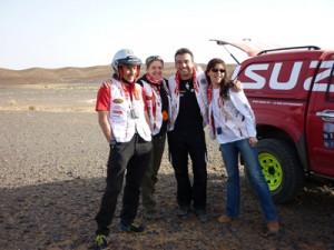 Rallye des Gazelles 2010 - les gazous