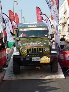 Rallye des Gazelles 2010 - Sete