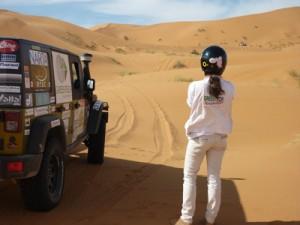 Rallye des Gazelles 2010 - Merzouga