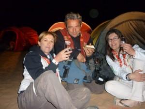 Rallye des Gazelles 2010 - Etape marathon