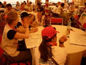 Rallye des Gazelles 2010 - Briefing