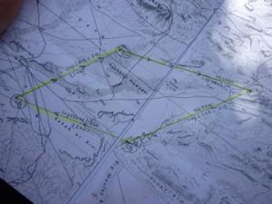 Rallye des Gazelles 2010 - Parcours du prologue
