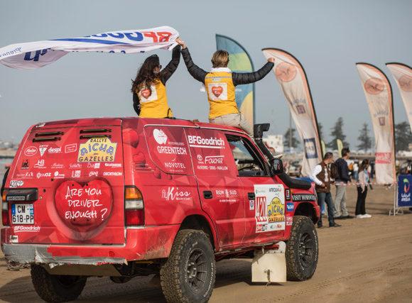 Rallye des gazelles 2018