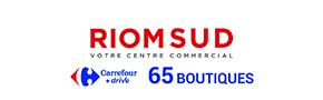Riom Sud logo
