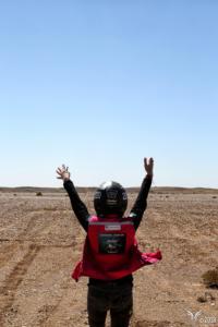 Rallye Aicha des gazelles 2018