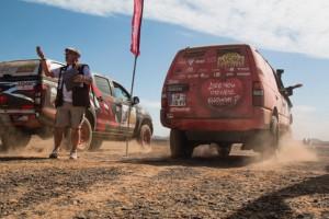 Rallye des gazelles 2017 - Depart