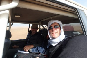 Stage rallye des gazelles - Speed evasion adventure
