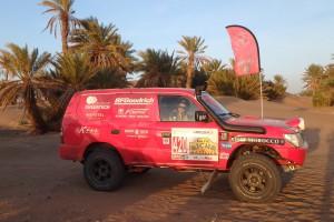 Rallye des gazelles 2017